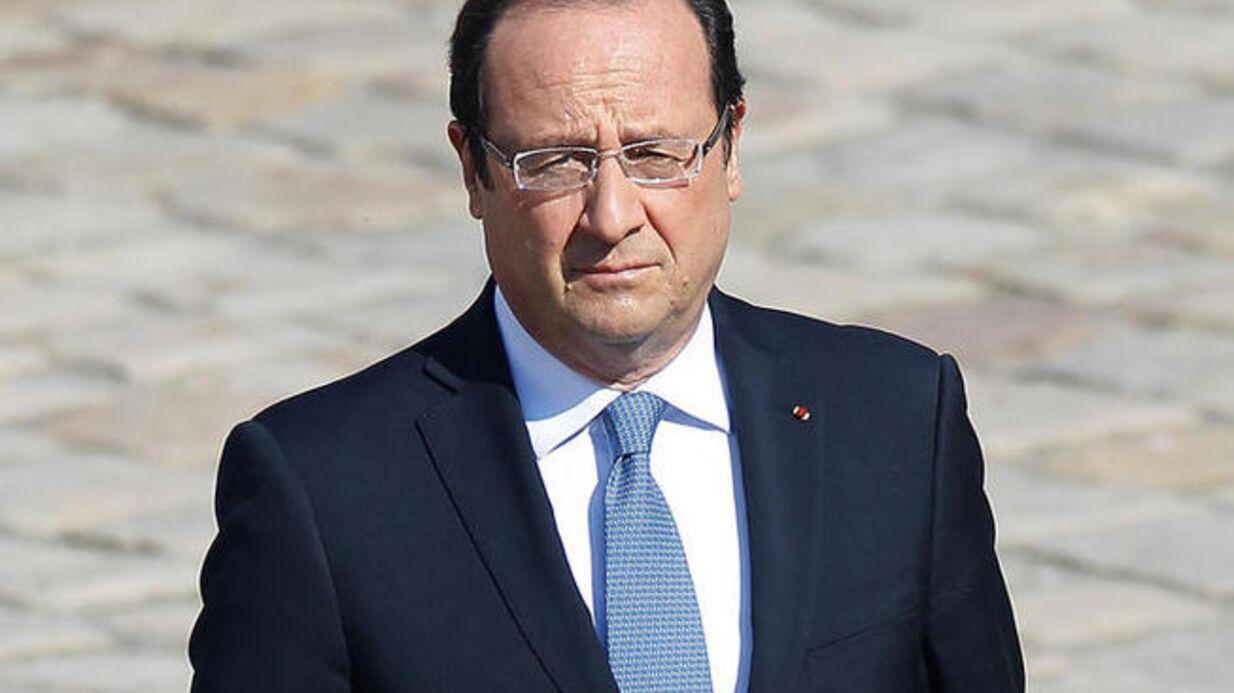 François Hollande a enfin rendu visite à Valérie Trierweiler