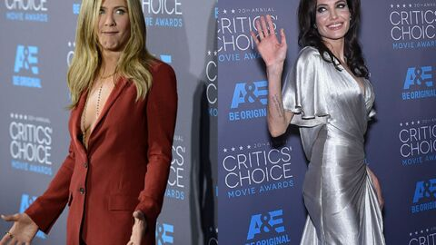 Jennifer Aniston fait la paix avec Angelina Jolie