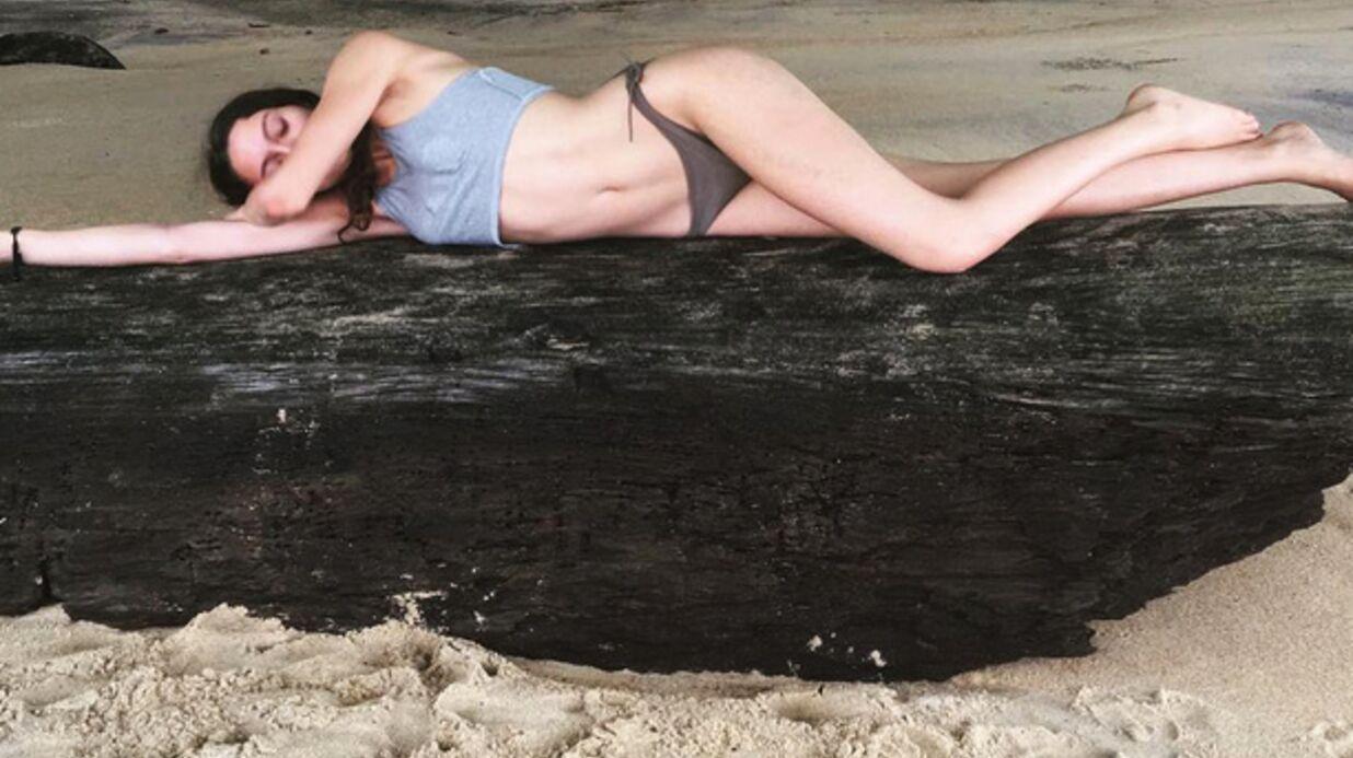 PHOTO Jenaye Noah: la fille de Yannick se dévoile en maillot de bain