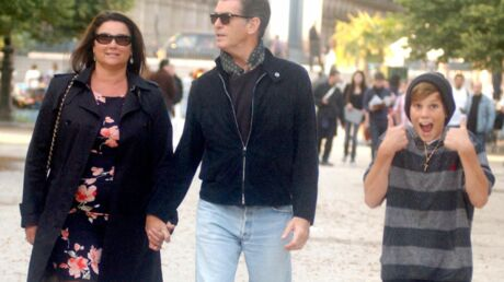 PHOTOS Pierce Brosnan en touriste à Paris