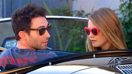 Incroyable! Adam Levine est fiancé… avec son ex