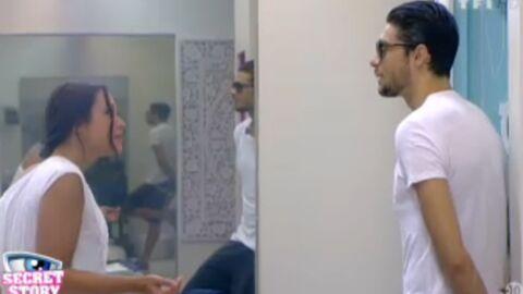 Secret Story 7: Julien veut être infidèle à Anaïs