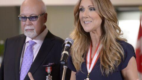 Céline Dion donne enfin des nouvelles de la santé de son mari