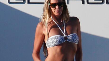 PHOTOS Elle Macpherson éternellement sexy, la preuve en bikini