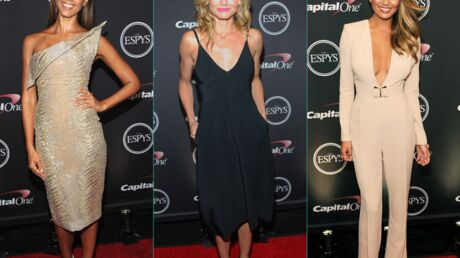 PHOTOS Jessica Alba, Cameron Diaz et Chrissy Teigen lumineuses aux ESPY Awards