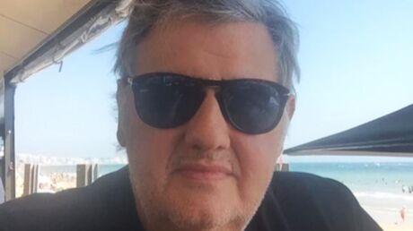 Amaigri, Pierre Ménès poste une photo de lui suite à une hospitalisation