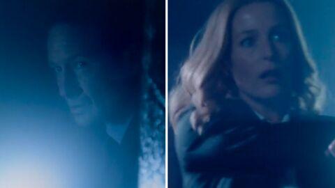 VIDEO X-Files: les premières images des nouveaux épisodes