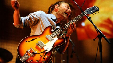 PHOTOS La scène de Radiohead s'écroule: un mort et 3 blessés