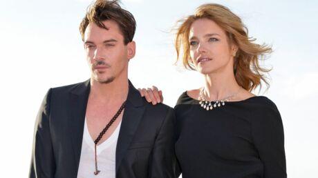 DIAPO Natalia Vodianova et Jonathan Rhys-Meyers très complices au Festival de Cabourg