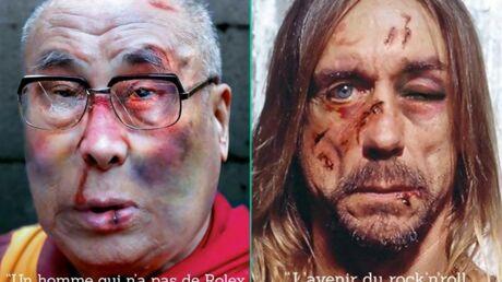 Justin Bieber utilisé dans une campagne choc contre la torture