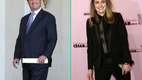 François Hollande et Julie Gayet: une officialisation prévue pour le mois d'août?