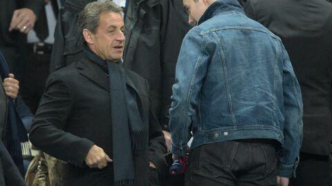 Louis Sarkozy rêve que son père devienne président du PSG