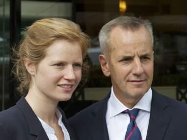 PHOTOS Bernard de la Villardière et Caroline : un duo remarqué pour un déjeuner de célébrités père-fille