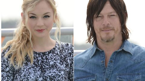 The Walking Dead : Emily Kinney et Norman Reedus sont ensemble