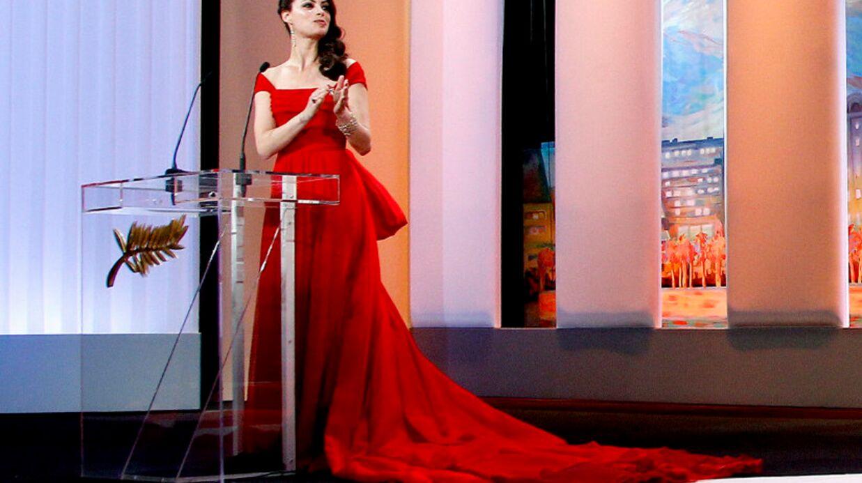 VIDEO Bérénice Béjo ouvre le Festival de Cannes 2012