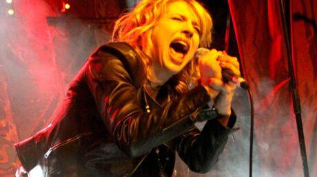 Amandine Bourgeois: un problème de cordes vocales juste avant l'Eurovision