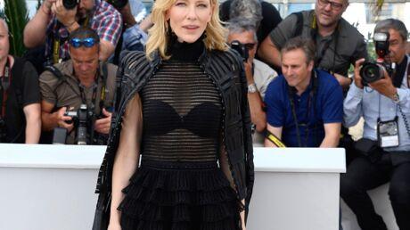 Cate Blanchett dément avoir eu des expériences lesbiennes