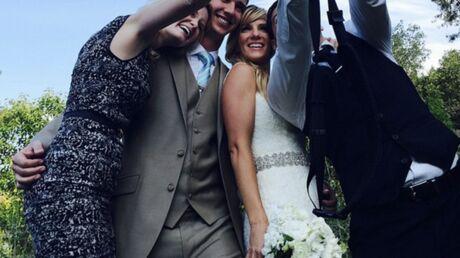 PHOTOS Heather Morris: la star de Glee s'est mariée!