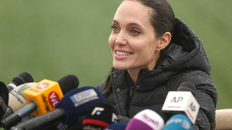 Angelina Jolie appelle à la générosité dans la crise des migrants