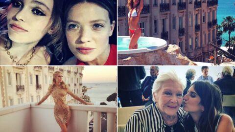 Cannes 2016 – Lily-Rose Depp, Axelle Laffont en maillot de bain… Le festival vu par les stars sur Instagram