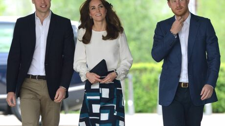 Kate Middleton, princes William et Harry: quand la famille royale d'Angleterre enfile des gants de boxe