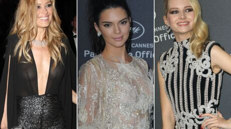 PHOTOS Cannes: Petra Nemcova dévoile sa poitrine, Kendall Jenner et Lottie Moss sublimes pour Chopard
