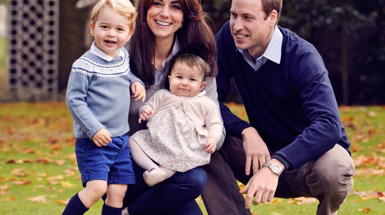 Prince William: son astuce pour calmer George lorsqu'il pleure