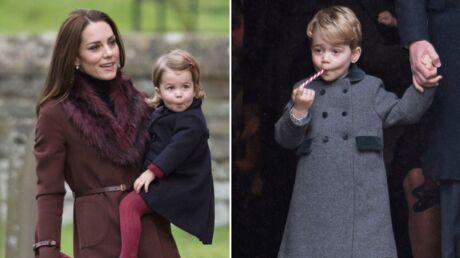 Kate Middleton «un peu inquiète» du comportement qu'auront George et Charlotte au mariage de Pippa