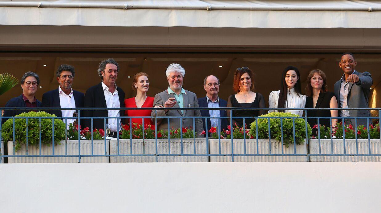 PHOTOS Festival de Cannes: Will Smith en grande forme, Jessica Chastain sublime pour le premier dîner du jury
