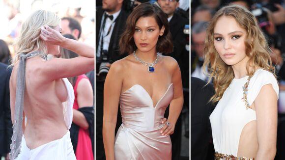 Photos Cannes 2017 Rihanna Montre Sa Culotte Cathy