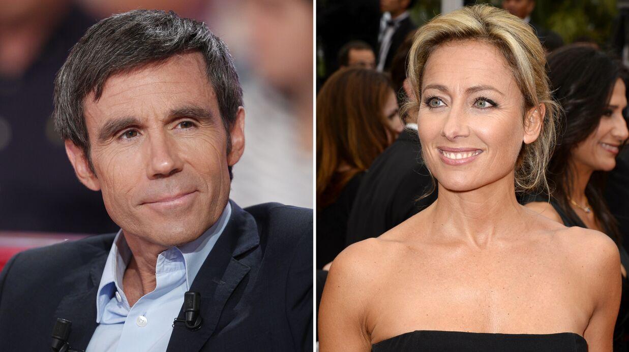 David Pujadas écarté du JT de 20 Heures de France 2, Anne-Sophie Lapix le remplacerait