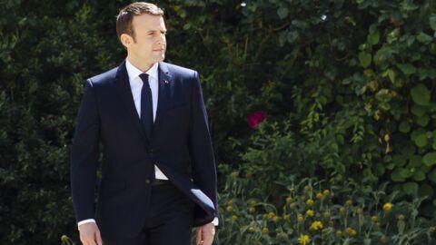 Emmanuel Macron: le tailleur de ses costumes en plein boum