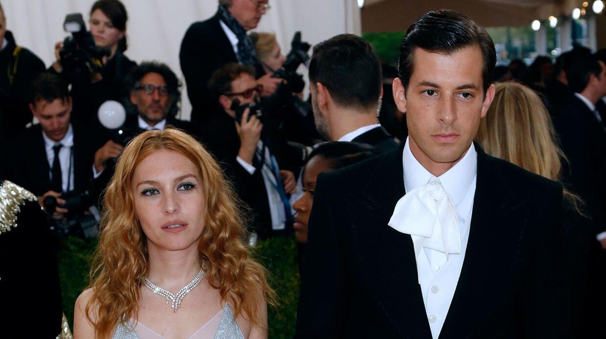 Joséphine de la Baume et Mark Ronson divorcent