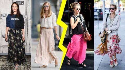 Les do & dont's de la semaine: quelle jupe longue adopter pour l'été?