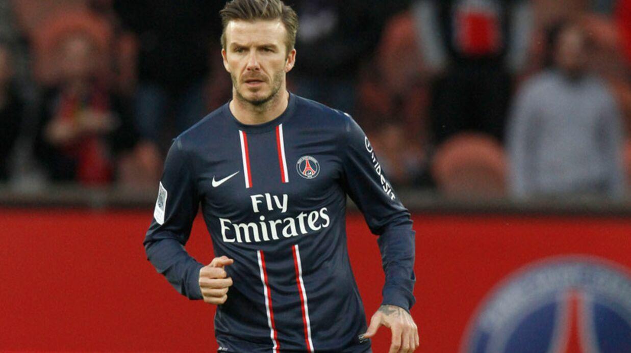 David Beckham: Rebecca Loos revient…