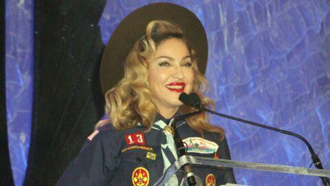 Madonna accuse les scouts d'être homophobes