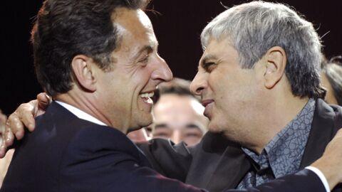 Enrico Macias dément être fâché avec Nicolas Sarkozy