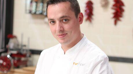 Top Chef: Christophe Pirotais, éliminé hier soir, va travailler pour un ancien candidat