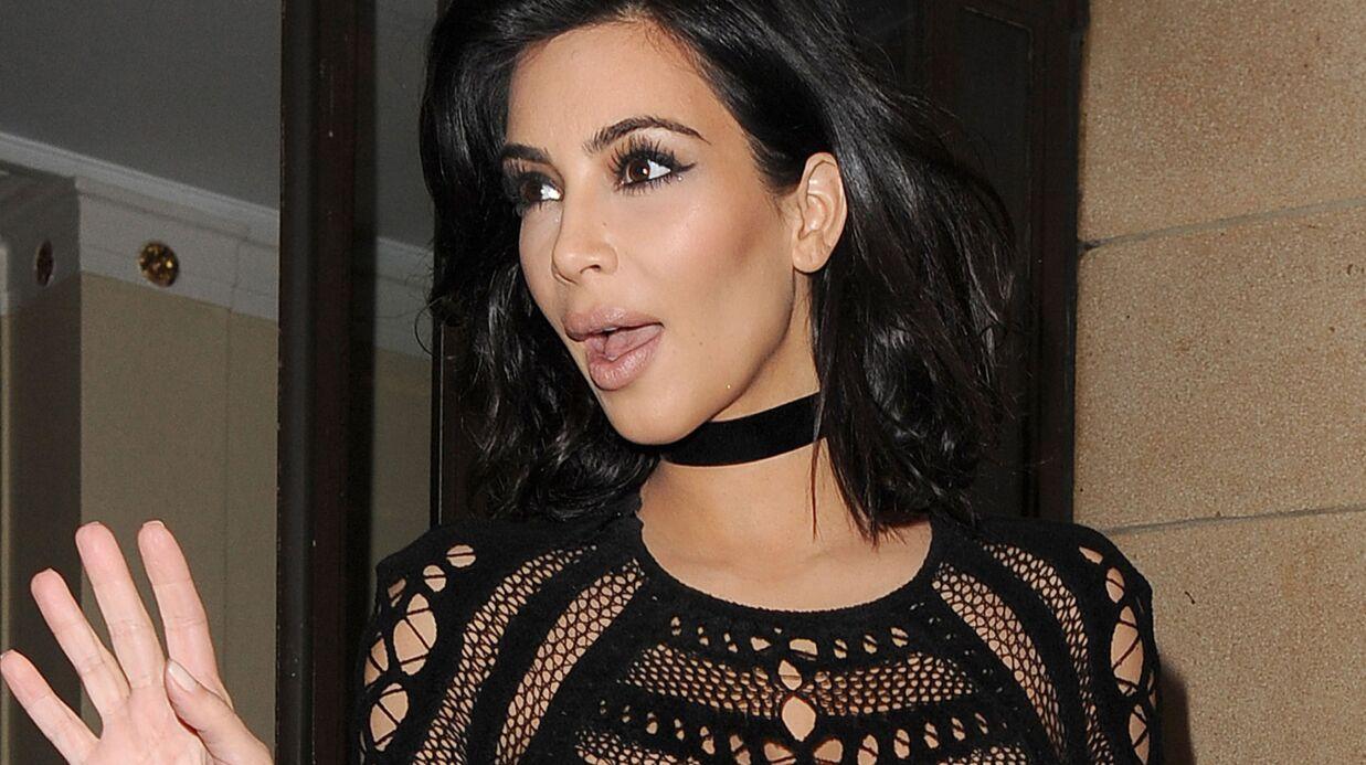 Kim Kardashian choquée par la tentative d'homicide de Nabilla