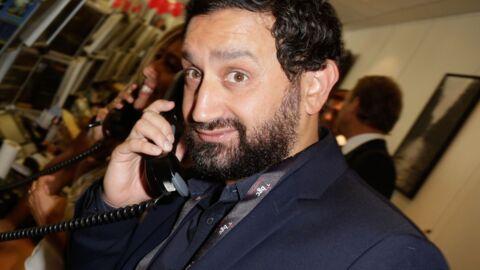 Cyril Hanouna envoie des SMS coquins en se faisant passer pour ses chroniqueurs