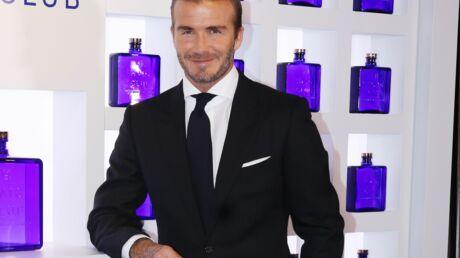 David Beckham ne peut pas se passer de ses enfants