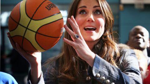 DIAPO Kate Middleton, la princesse qui fait du sport en talons hauts