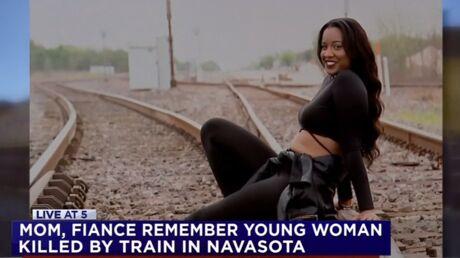 Une apprentie mannequin de 19 ans meurt fauchée par un train pendant un shooting photo