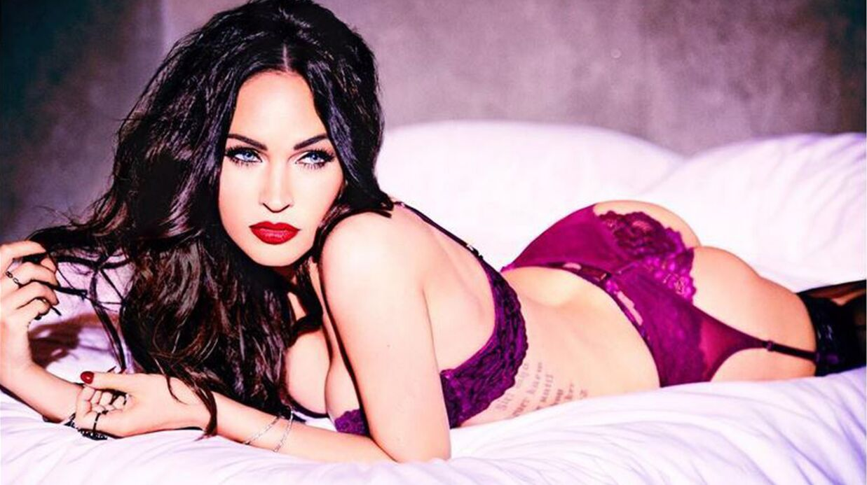 VIDEO Megan Fox ultra sexy en lingerie sur Instragram