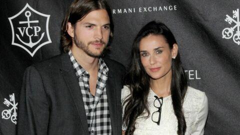 Ashton Kutcher et Demi Moore chez Bruce Willis pour sauver leur mariage