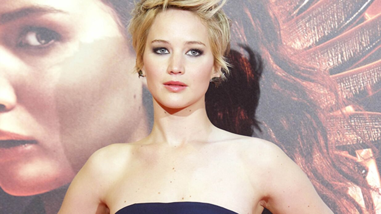 Jennifer Lawrence: coup de gueule contre l'industrie du corps parfait