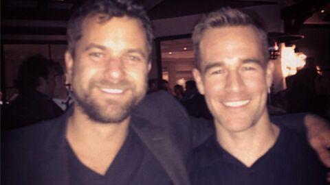 Joshua Jackson et James Van Der Beek réunis 11 ans après Dawson