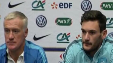 Attentats : Hugo Lloris et Didier Deschamps expriment leur devoir de maintenir le match France-Angleterre