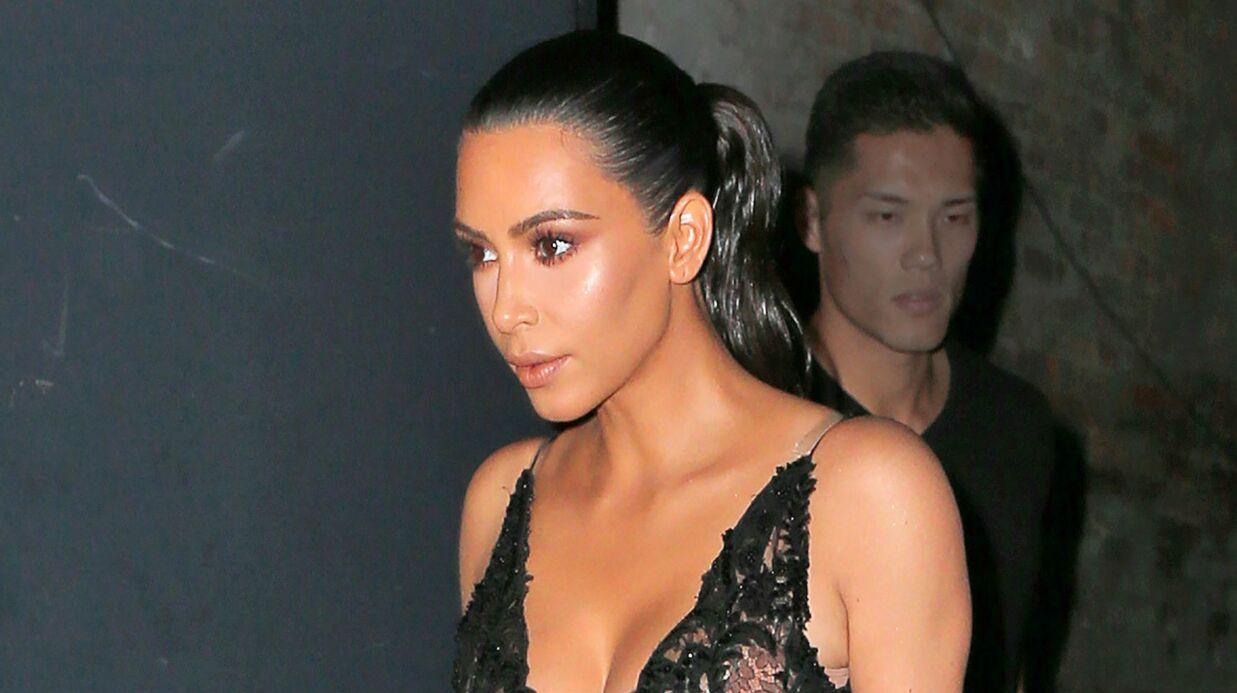 Kim Kardashian fait son retour sur Instagram… Pour suivre Paris Hilton
