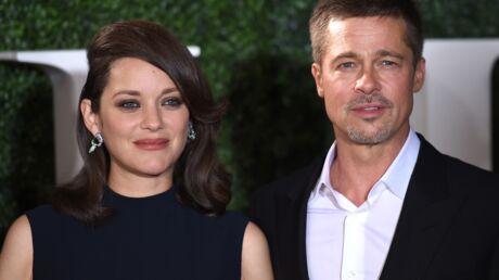 VIDEO Marion Cotillard revient à la télé américaine sur les rumeurs de liaison avec Brad Pitt